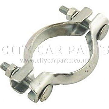 PEUGEOT 206 MODELS 1.1.1.2,1.4,1.6, 1.9 EXHAUST REAR SILENCER BOX FITTING CLAMP